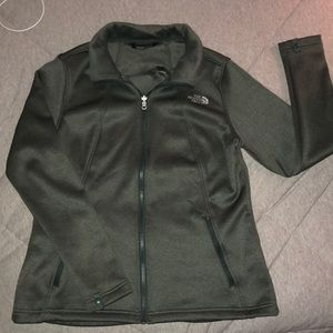 Women's North Face Full Zip Jacket